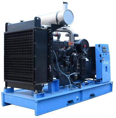 Дизельный генератор ТСС АД-160С-Т400-1РМ5 с АВР