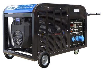 Бензиновый генератор ТСС SGG 10000 с АВР