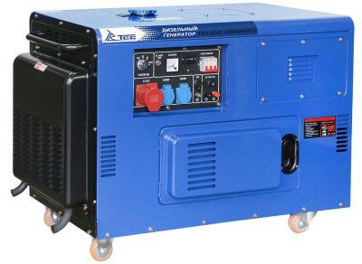 Дизельный генератор ТСС SDG 10000EHS3 с АВР