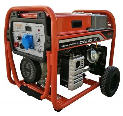 Сварочный генератор Mitsui Power ZMW 200 DC