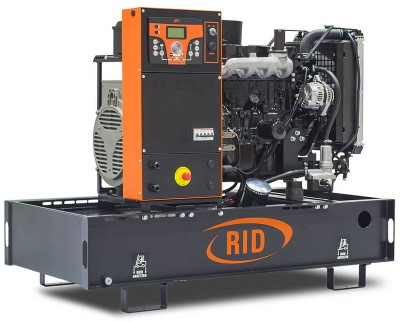 Дизельный генератор RID 20/1 E-SERIES