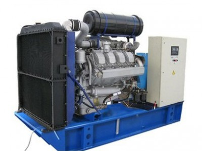Дизельный генератор ТСС АД-315С-Т400-1РМ3 с АВР