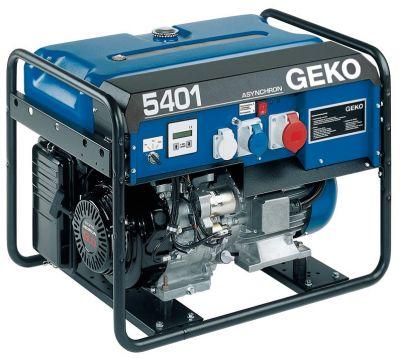 Бензиновый генератор Geko 5401 ED-AA/HHBA