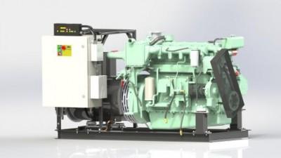 Дизельный генератор Вепрь АДС 135-Т400 ТК