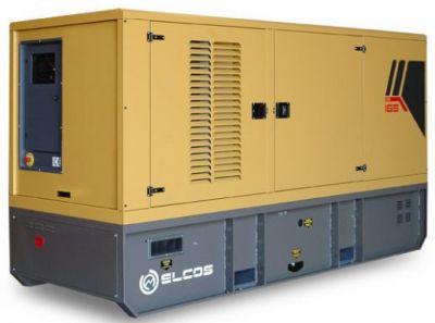Дизельный генератор Elcos GE.CU.150/135.SS с АВР