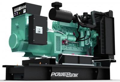 Дизельный генератор Power Link GMS175C с АВР