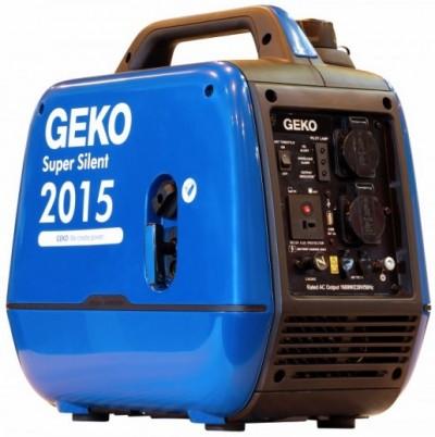Бензиновый генератор Geko 2015 E-P/YHBA SS