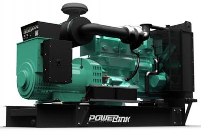 Дизельный генератор Power Link GMS250CL