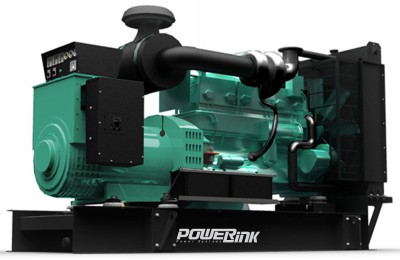 Дизельный генератор Power Link GMS250CL с АВР
