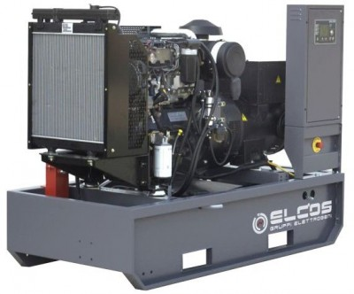 Дизельный генератор Elcos GE.JD3A.087/080.BF