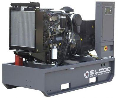 Дизельный генератор Elcos GE.PK.090/080.BF с АВР