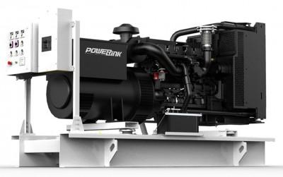 Дизельный генератор Power Link WPS200B с АВР