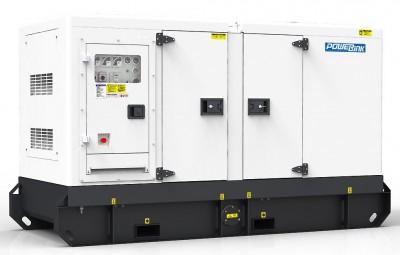 Дизельный генератор Power Link GMS30PX в кожухе с АВР