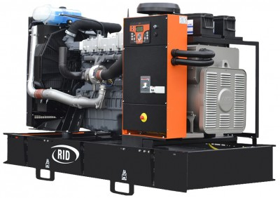 Дизельный генератор RID 300 B-SERIES с АВР