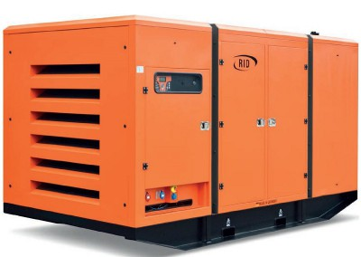 Дизельный генератор RID 200 B-SERIES S