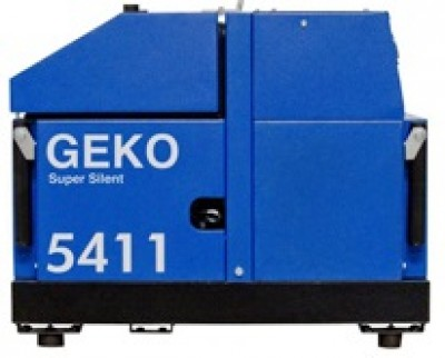 Бензиновый генератор Geko 5411 ED-AA/HEBA SS с АВР