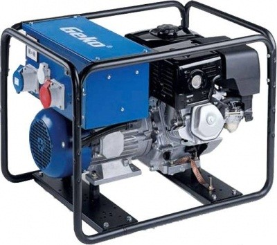 Бензиновый генератор Geko 6400ED-AA/HEBA