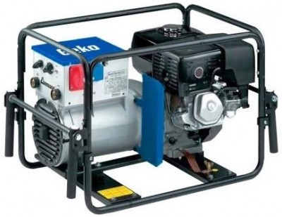 Сварочный генератор Geko 6400 EDW-S/HHBA