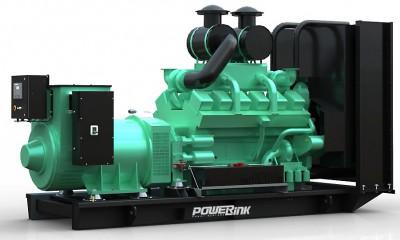 Дизельный генератор Power Link GMS800C