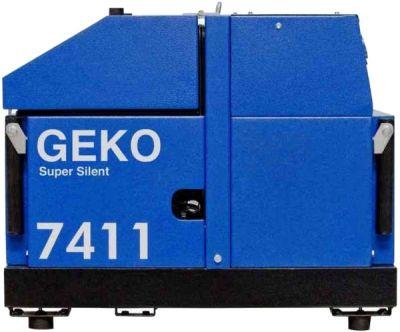Бензиновый генератор Geko 7411 ED-AA/HEBA SS с АВР