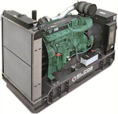 Дизельный генератор Elcos GE.DZ.480/450.BF с АВР