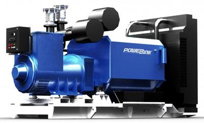 Дизельный генератор Power Link WPS2000