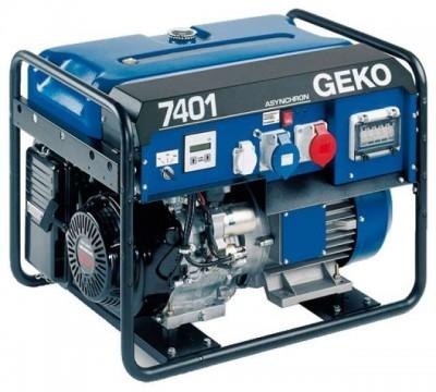 Бензиновый генератор Geko 7401 ED-AA/HEBA BLC