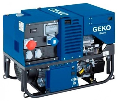 Дизельный генератор Geko 7810 ED-S/ZEDA SS с АВР