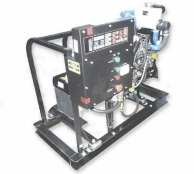 Дизельный генератор Вепрь АДА 8,5-Т400 ТЯ