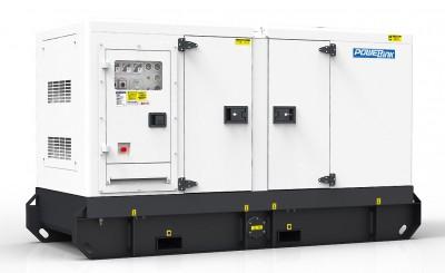 Дизельный генератор Power Link WPS150S