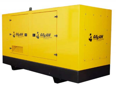 Дизельный генератор Gesan DVAS 660E