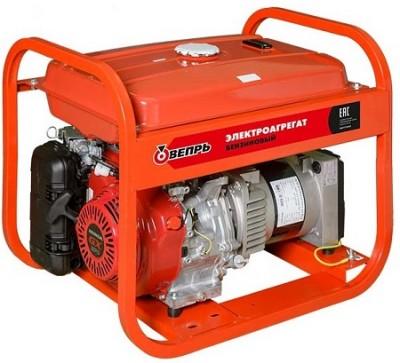 Бензиновый генератор Вепрь АБП 4,2-230 ВХ-БГ