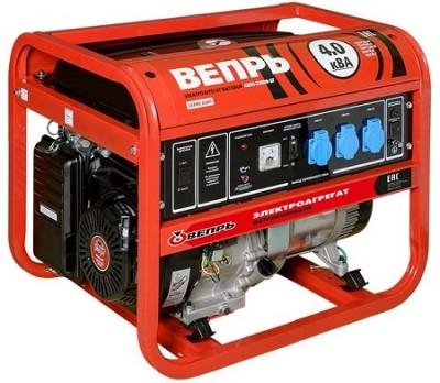 Бензиновый генератор Вепрь АБП 2-230 ВФ-БГ