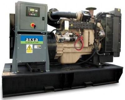 Дизельный генератор Aksa AC-110 с АВР