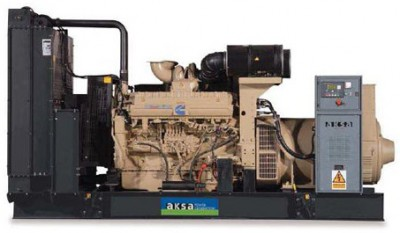 Дизельный генератор Aksa AC-1410 с АВР