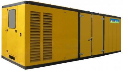 Дизельный генератор Aksa AC-2250 в кожухе