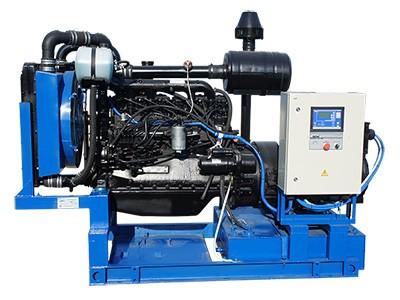 Дизельный генератор ПСМ АД-100 (ММЗ) с АВР