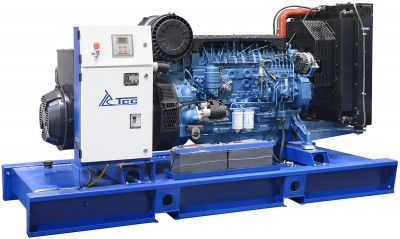 Дизельный генератор ТСС TBd 138SA с АВР