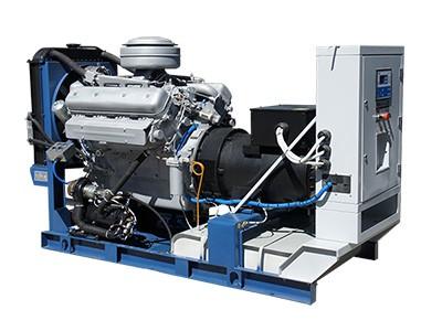 Дизельный генератор ПСМ АД-100 (ЯМЗ-238М2) с АВР