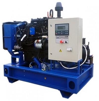 Дизельный генератор ПСМ АД-12 с АВР