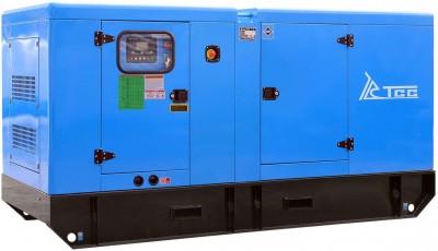 Дизельный генератор ТСС ДГУ АД-120С-Т400-1РПМ11 с АВР