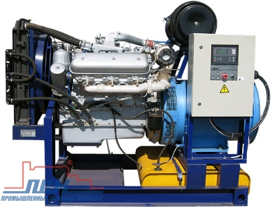 Дизельный генератор ПСМ АД-120 (ЯМЗ-236БИ)
