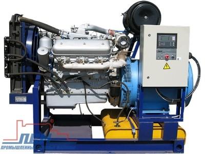 Дизельный генератор ПСМ ADP-320 с АВР