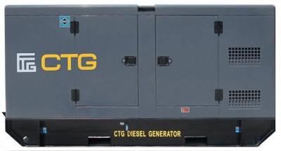 Дизельный генератор CTG AD-13YAS