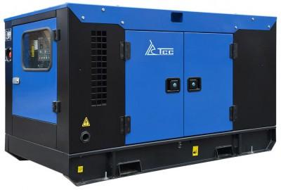 Дизельный генератор ТСС АД-16С-Т400-1РКМ11 с АВР