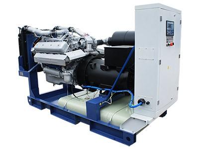 Дизельный генератор ПСМ АД-200 с АВР