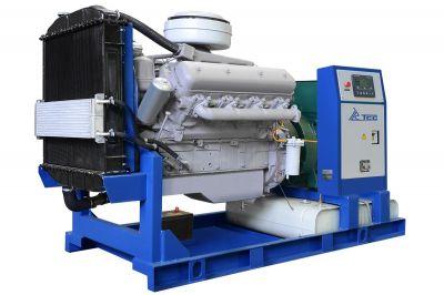Дизельный генератор ТСС АД-200С-Т400-1РМ2 с АВР