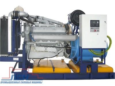 Дизельный генератор ПСМ АД-220 (ЯМЗ) с АВР