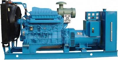 Дизельный генератор Азимут АД 300-Т400 с АВР