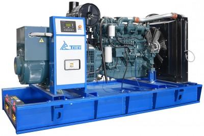 Дизельный генератор ТСС АД-250С-Т400-1РМ17 с АВР